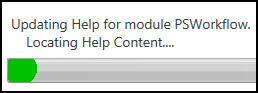 PowerShell Get-Help Update-Help
