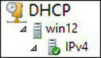 DHCP in Windows Server 2012