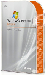 Choose Windows Server 2008 Enterprise Edition