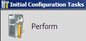 ICT - Initial Configuration Tasks Windows Server 2008