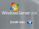 How to install Windows Server 2008
