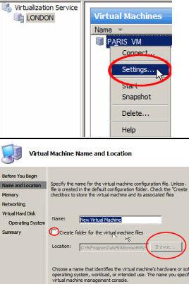 Install Windows Server 2008 Virtualization Hyper-V WSv
