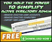LDIFDE Examples | Import user accounts into Active Directory