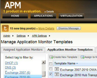 Review of APM Application Performance Monitor