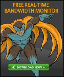 Free Real-Time Bandwidth Monitor Utility