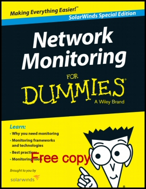 SolarWinds Network Monitor for Dummies