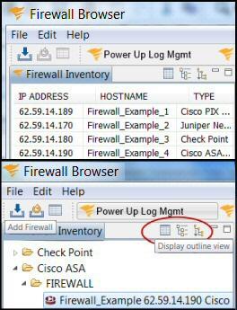 Download SolarWinds Firewall Browser