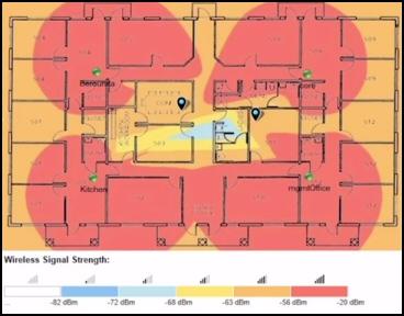 Solarwinds Wireless Heat Map Creation