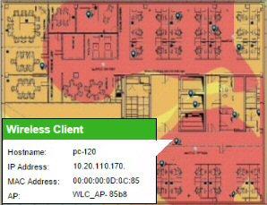 Review of Solarwinds Wireless Heat Maps