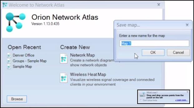Solarwinds NPM v11.5 - Create Wireless Heat Map