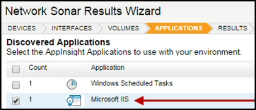Review of Solarwinds Insight for IIS
