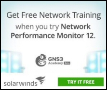 Solarwinds NPM v12 - Training