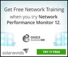Solarwinds NPM v12 - Training
