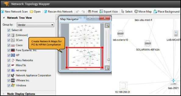 Network topology mapper review of solarwinds ntm network topology mapper scan publicscrutiny