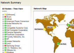 Review of Solarwinds Orion NPM v10
