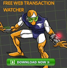 Review of Web Transaction Watcher