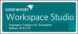 Solarwinds Engineer's Toolset v10