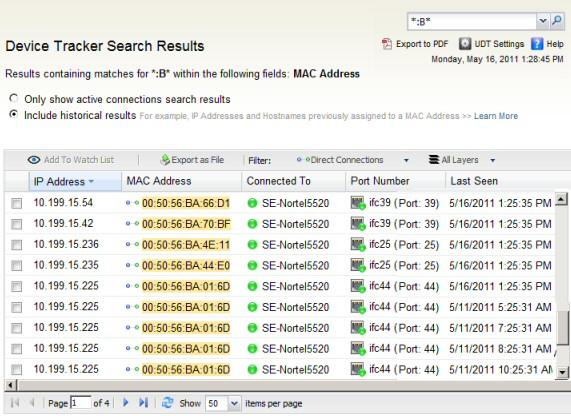 UDT Find Tracker