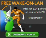 Solarwinds Wake-On-LAN