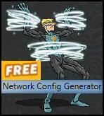 Solarwinds Config Generator