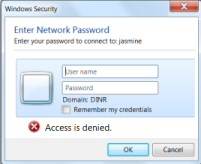 Windows 8 Access is Denied Administrative Shares