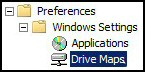 Group Policy Map Drive Windows 8