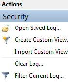 Event Log Management tool