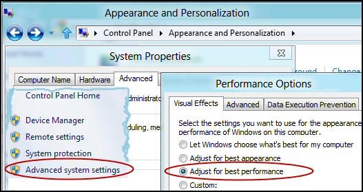 Windows 8 Metro UI Hang Cure