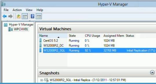 Microsoft Windows Server 8 Overview