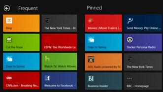 Microsoft's IE 10 Metro Design Philosophy