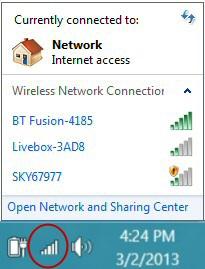 Jump Lists Network Windows 8