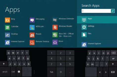 Windows 8 New Keyboard Thumbs