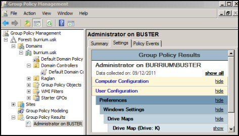 Gpo Mapped Drives Group Policy Drive Maps Windows 8