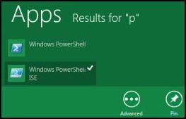 PowerShell 3 in Windows 8 Server