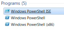 Windows 8 PowerShell Script Examples