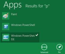 PowerShell 3.0 ISE