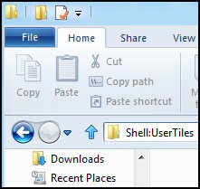 Windows 8 New Shell: Commands