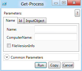PowerShell Show-Command Parameters
