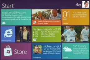 Windows 8 Start Tile