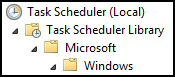 Windows 8 Task Scheduler Library