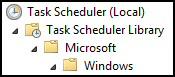 Windows 8 Task Scheduler Library