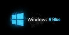 Microsoft Windows 8.1 Blue
