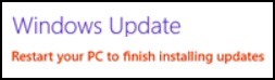 Windows 8 Group Policy Auto Restart