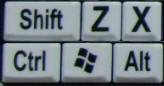 Windows 8 Winkey Shortcuts