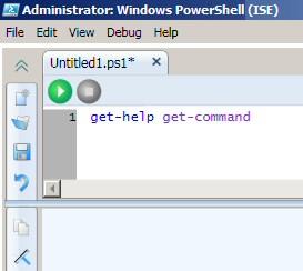 Microsoft Windows 7 PowerShell