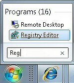 Regedit Auto Logon Windows 7
