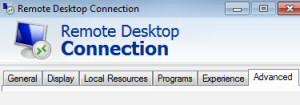 Troubleshooting Remote Desktop Connection Windows 7