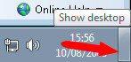 Microsoft Windows 7 Aero Peak