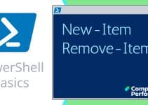 PowerShell Basics_ Using New-Item to create Folders and Files