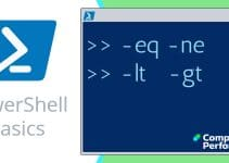 PowerShell Basics_ Comparison Operators
